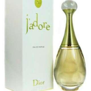 Dior Jadore Tester Perfume