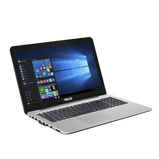 Kredit Laptop Asus X555QG AMD A10 Gratis 1x Cicilan