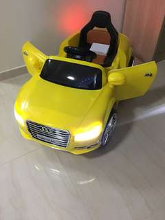 Brand new Electric car bike for Children Kid toddlers and baby