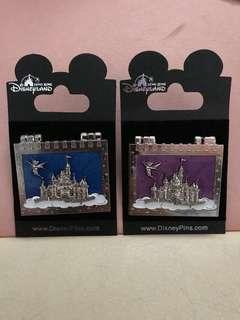 Disney Pin - 迪士尼襟章(一套2個)