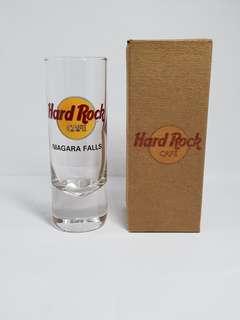 Niagara Falls USA Hard Rock Cafe Classic Shot Glass, Collectible