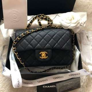 Chanel Single Flap 20cm