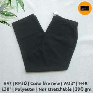 Vintage Pants Plus Size