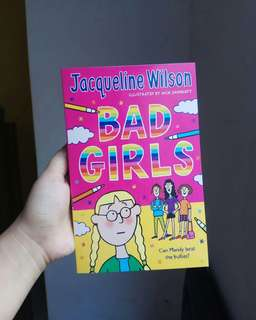 BISA BARTER❤ Jacqueline Wilson Bad Girls Novel