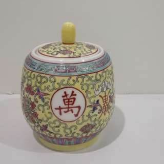 Antique Storage Jar 70's