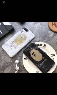 BAPE Iphone cover [PO]