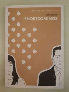 Shortcomings by Adrian Tomine - Graphic Novel