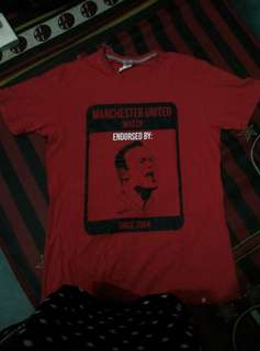 Baju Hooligans Wayne Rooney original