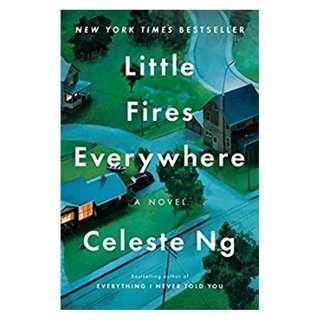 Little Fires Everywhere (Celeste Ng)