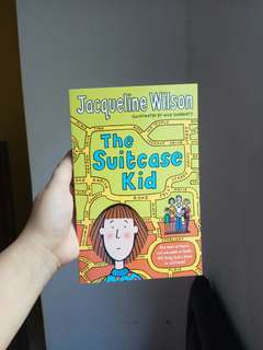 BISA BARTER❤ Jacqueline Wilson The Suitcase Kid