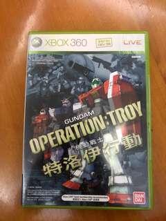 Gundam Operation Troy 高達 機動戰士