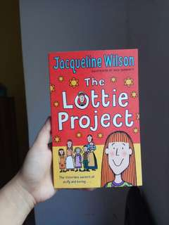 BISA BARTER❤ Jacqueline Wilson The Lottie Project