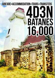 All in Batanes new promo rate
