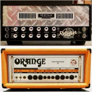WTT these 2 amps