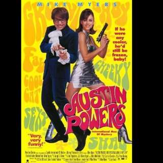 [Rent-A-Movie] AUSTIN POWER: INTERNATIONAL MAN OF MYSTERY (1997)