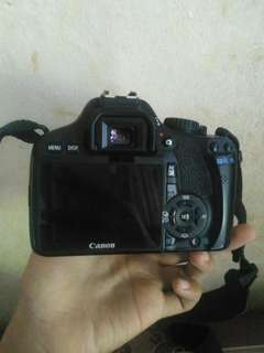 Kamera Canon DSLR 550D