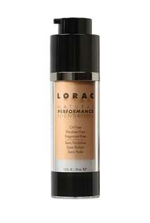 Authentic Lorac Natural Performance Foundation