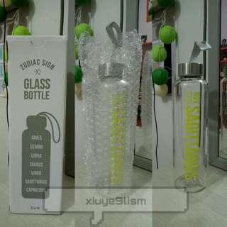 [PRICE REDUCED!!]Chanyeol Zodiac Glass Bottle