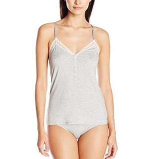 AUTHENTIC Calvin Klein Women's underwear lingerie sleepwear gift set gift box grey