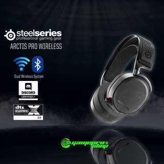 SteelSeries Arctic Pro Wireless Gaming Headset - 61473