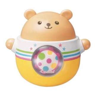 🚚 Combi 康貝 熊熊🐻 搖擺小熊 不倒翁 玩具