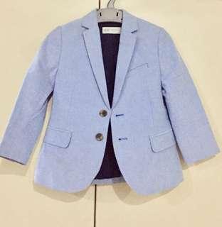 H&M Boy's Light Blue Blazer