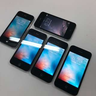 iPhone 4S 16GB | Wholesale 5 pcs for HK$1500 批發價