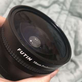 FOR SALE BU FISHEYE LENS CONVERTER