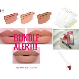 Face & Nail Care Bundle