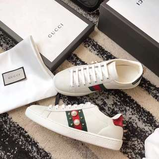Gucci pearl Sneakers