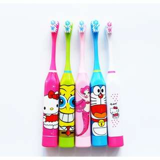 Electric Toothbrush for Children aged 3 and above