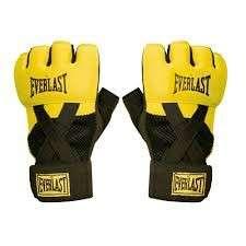 Everlast boxing gloves wraps - boxing gloves