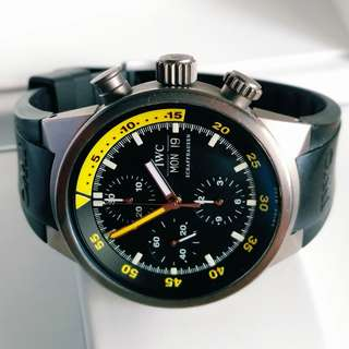 IWC Best Deal Diving Chronograph