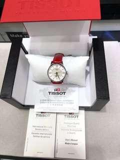 Tissot 天梭 原價 5900