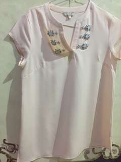 etcetera v top sleeveless