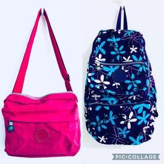 Kipling Bag (2 bags at 1 price)