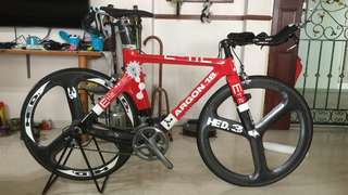 3 Time trial bike