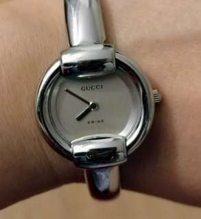 GUCCI STAINLESS STEEL, SWISS MADE VINTAGE WATCH