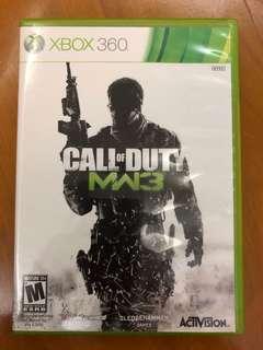 XBOX 360 Call of Duty Morden Warfare 3