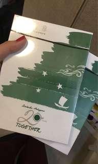Starbucks planner 2018!