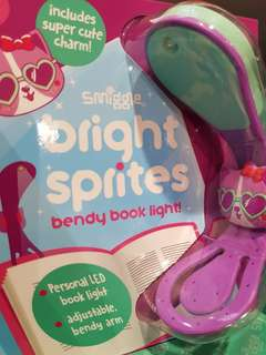 S A L E  SMIGGLE Bendy Book Light