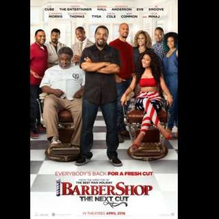 [Rent-A-Movie] BARBERSHOP THE NEXT CUT (2016)