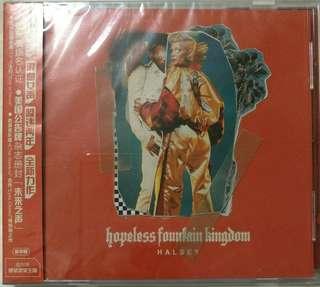 [Music Empire] Halsey - Hopeless Fountain Kingdom CD Album