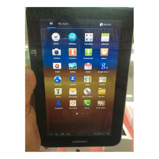 Samsung galaxy tab7 4k only