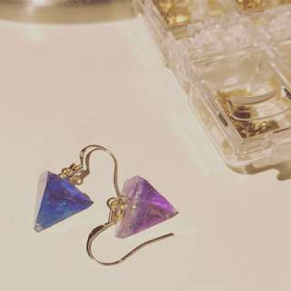 100% Handmade 耳環