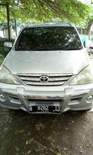 Dijual Toyota Avanza G 2005