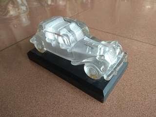 Koleksi Kristal Italy, Mobil Antik..