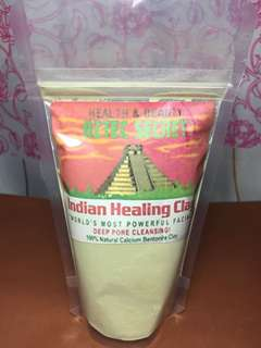 Indian Healing Clay Mask (ON HAND) Repacked
