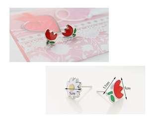 Earrings- Mini Flowers