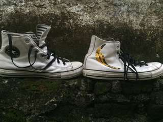 Converse andy warhole
